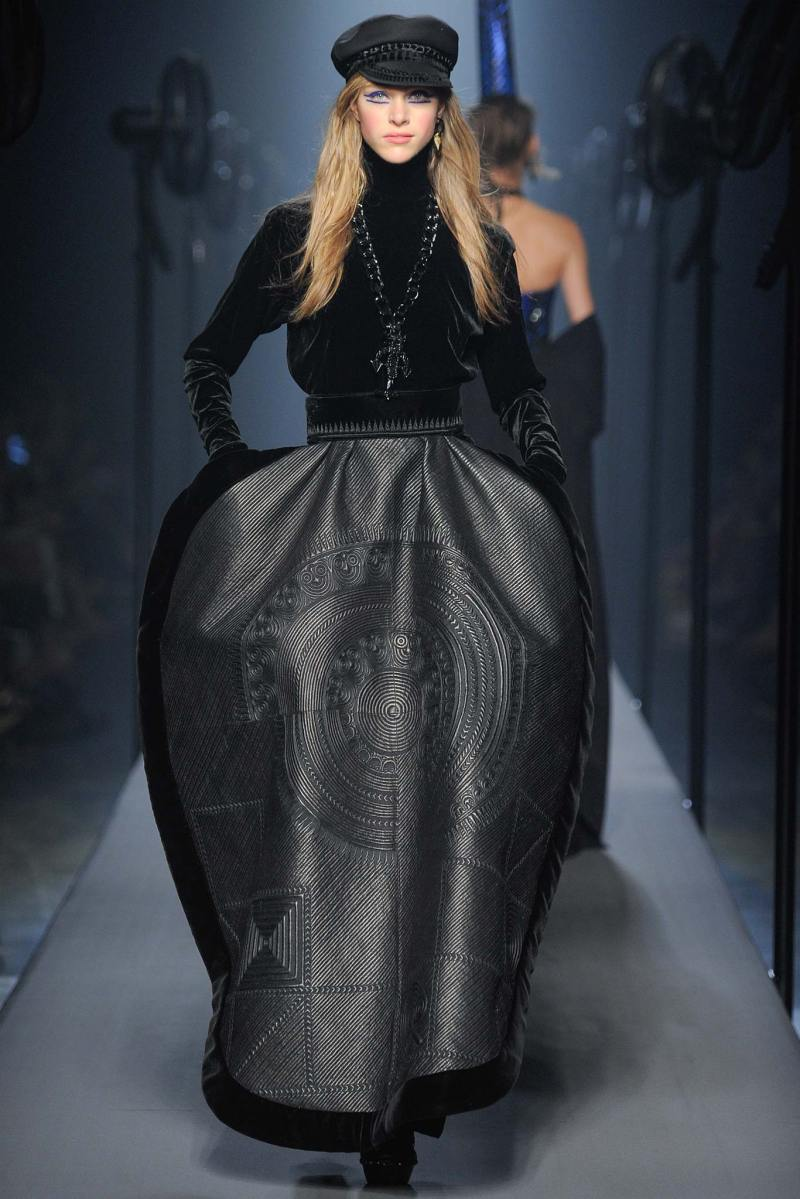 Jean Paul Gaultier Haute Couture FW 2015 Paris (49)
