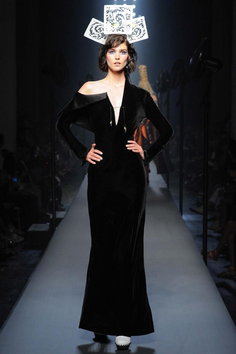 Jean Paul Gaultier Haute Couture FW 2015 Paris (51)