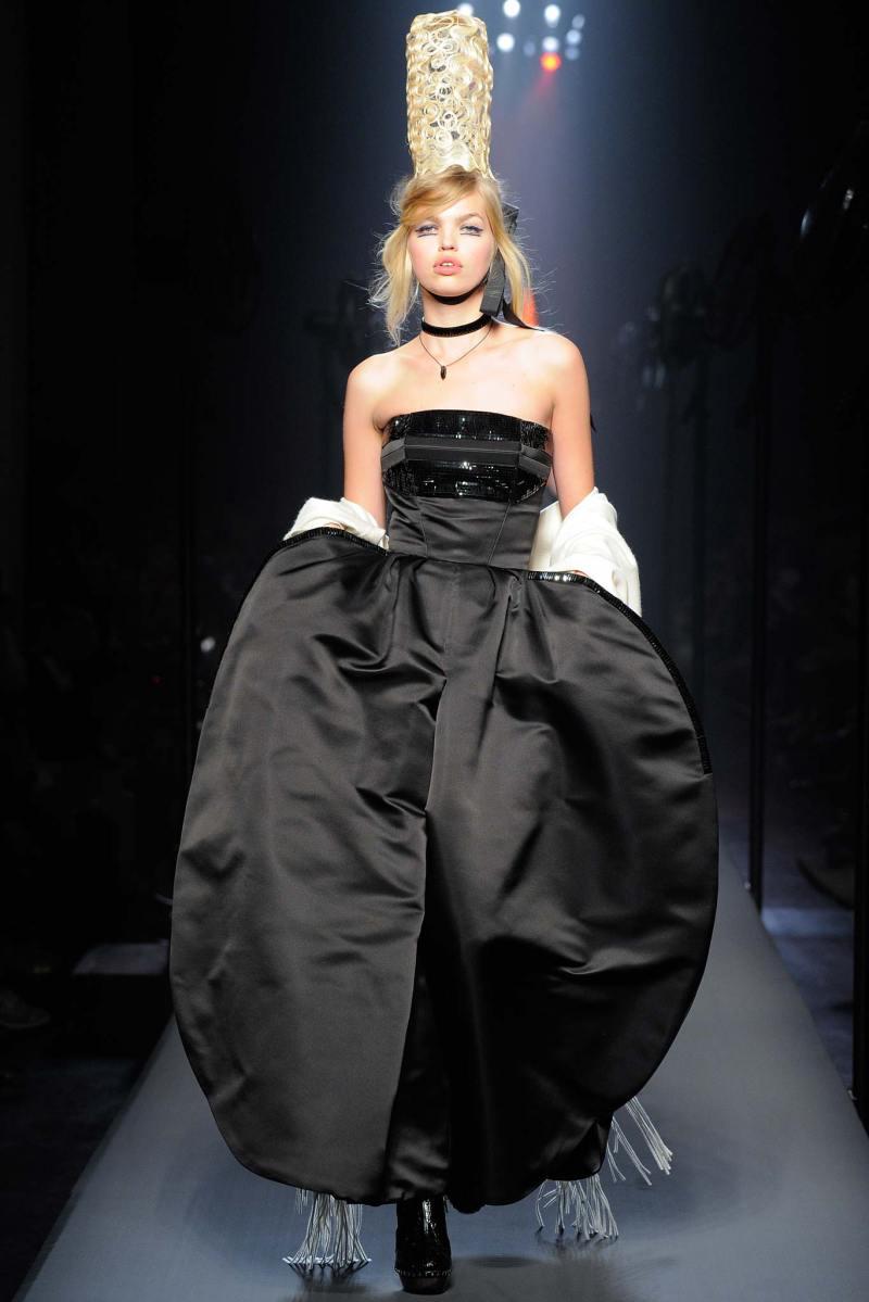 Jean Paul Gaultier Haute Couture FW 2015 Paris (53)