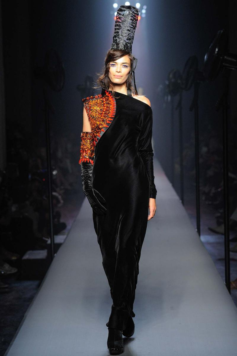 Jean Paul Gaultier Haute Couture FW 2015 Paris (54)