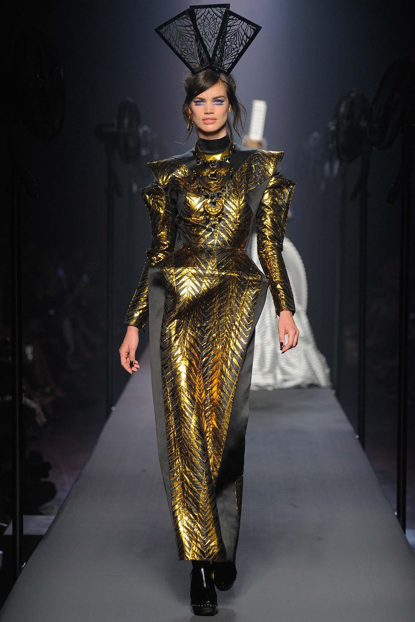 Jean Paul Gaultier Haute Couture F/W 2015 Paris