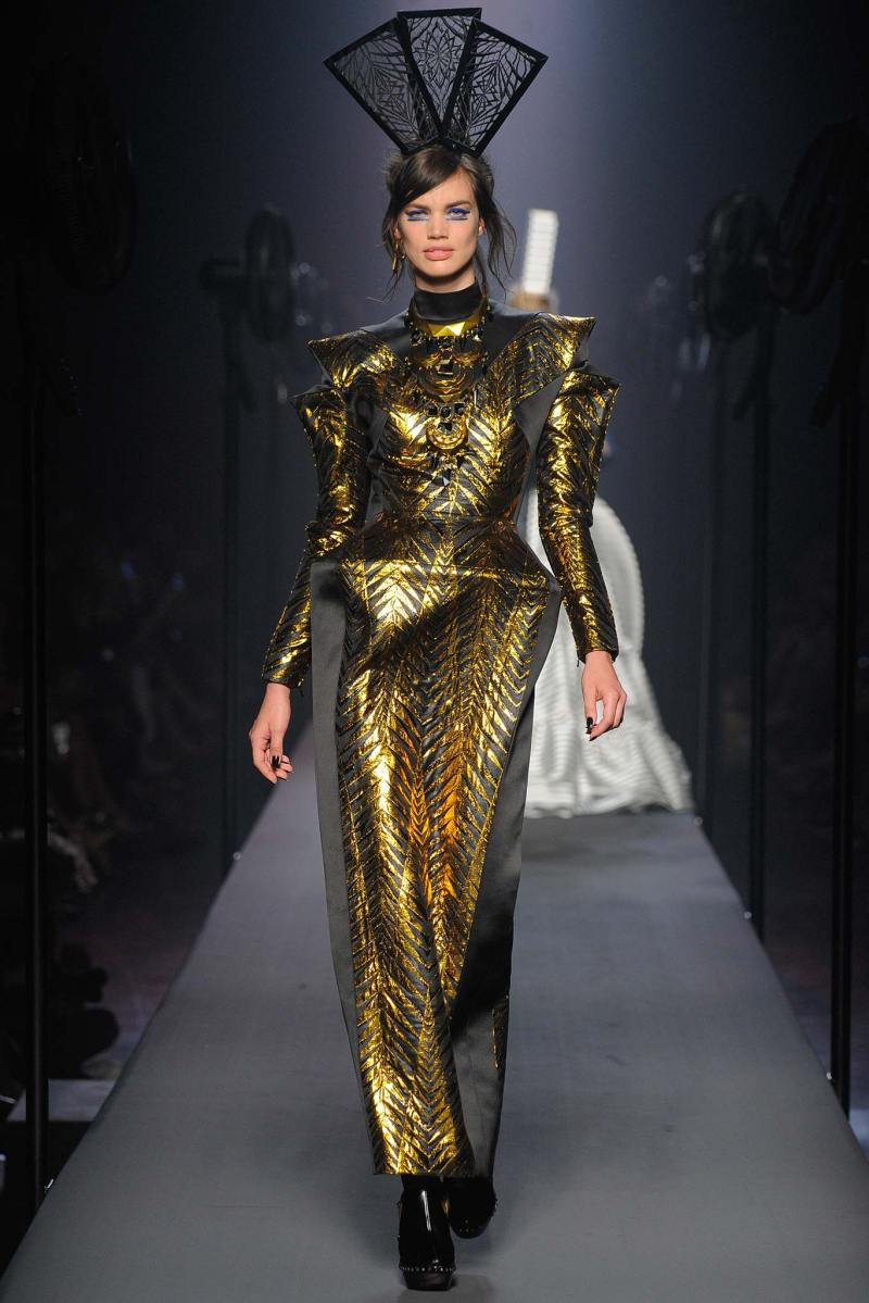 Jean Paul Gaultier Haute Couture FW 2015 Paris (57)