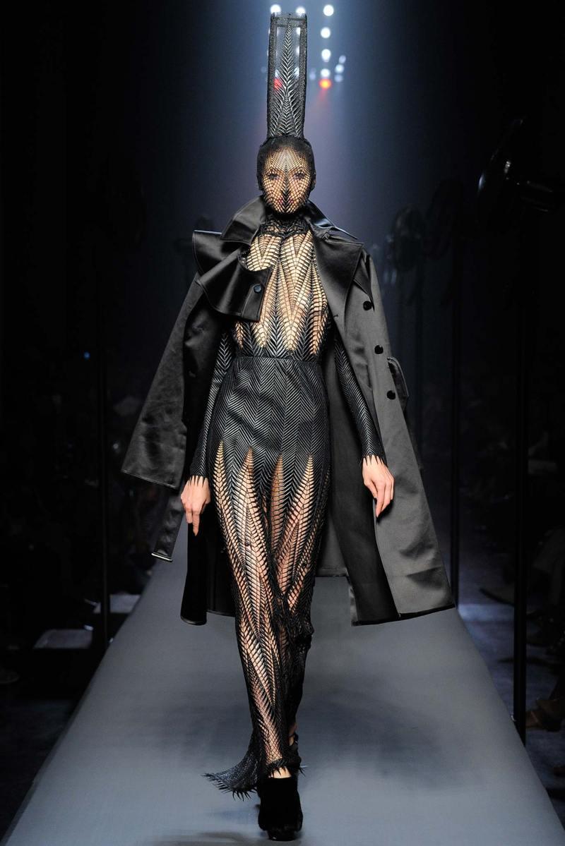 Jean Paul Gaultier Haute Couture FW 2015 Paris (59)