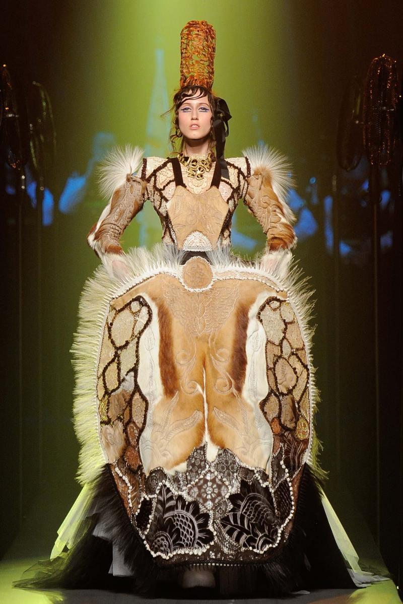 Jean Paul Gaultier Haute Couture FW 2015 Paris (60)