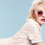 LILY ROSE DEPP for the CHANEL 'PEARL' EYEWEAR COLLECTION 2015