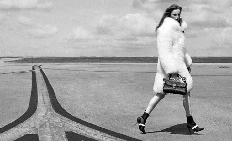 Louis Vuitton Bags FW 2015-2016 Ad Campaign (9)