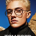 Lucky Blue Smith for Tom Ford F/W 2015 Campaign