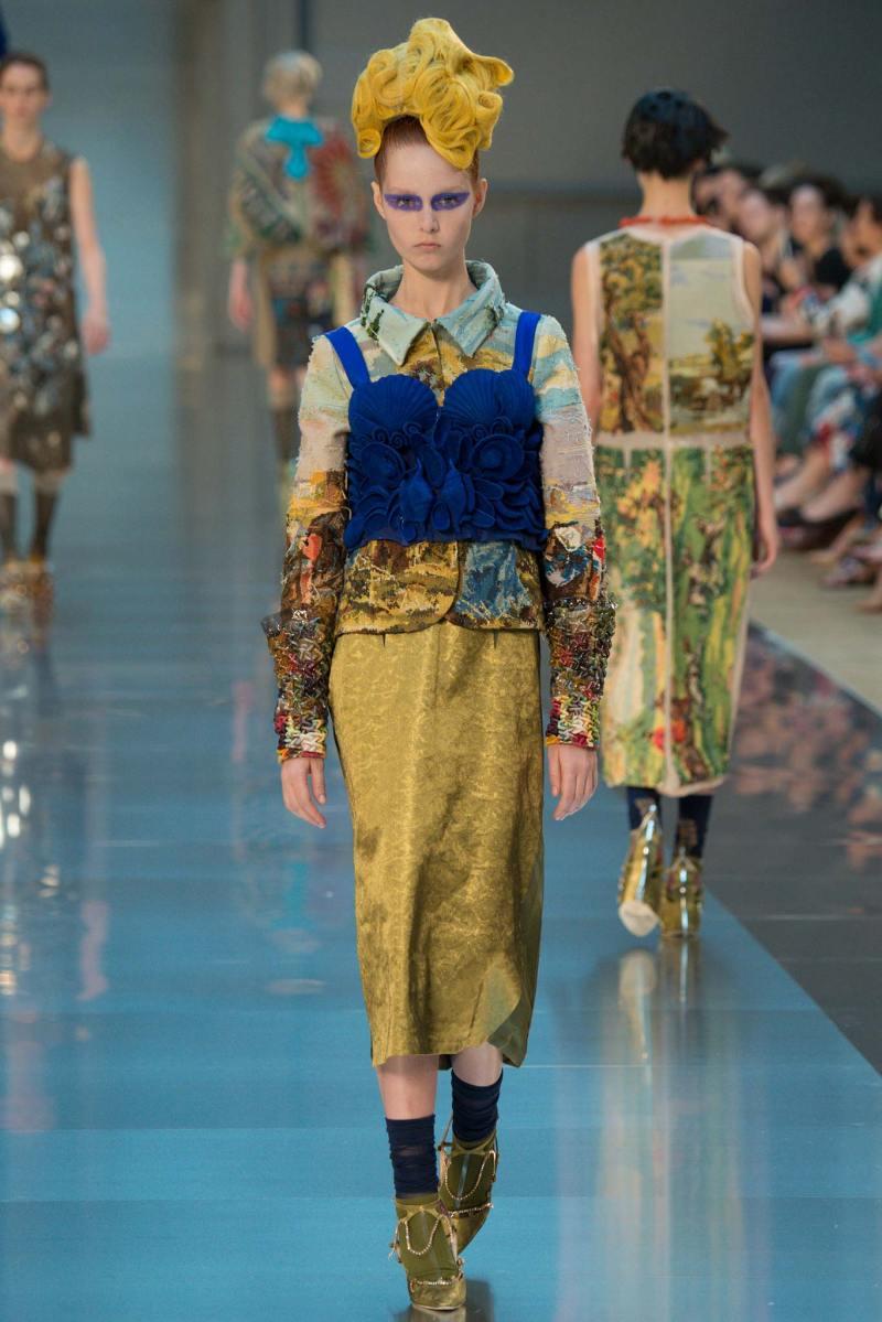 Maison Margiela Haute Couture FW 2015 Paris (21)