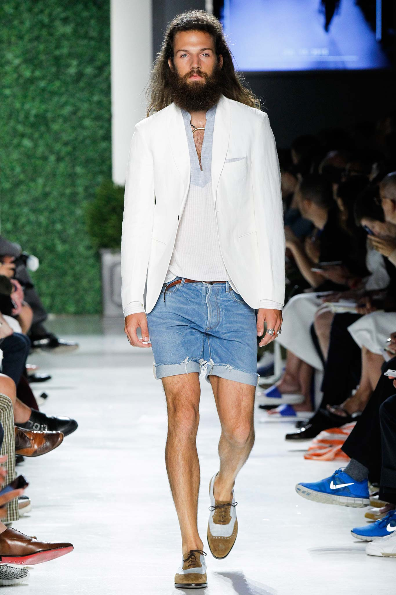 Michael Bastian SS 2016 NYFW Menswear