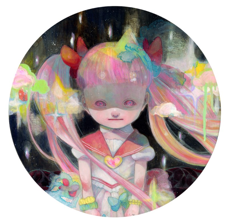 Paintings by Hikari Shimoda (4)