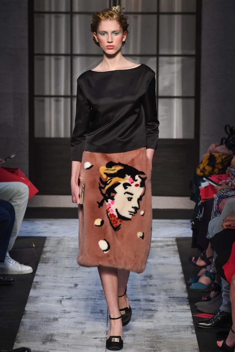 Schiaparelli Haute Couture FW 2015 Paris (8)
