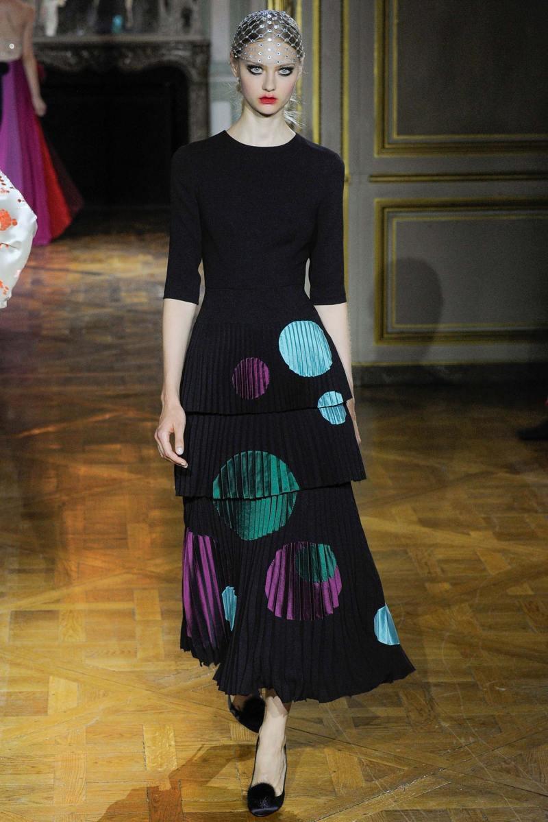 Ulyana Sergeenko Haute Couture FW 2015 Parigi (37)
