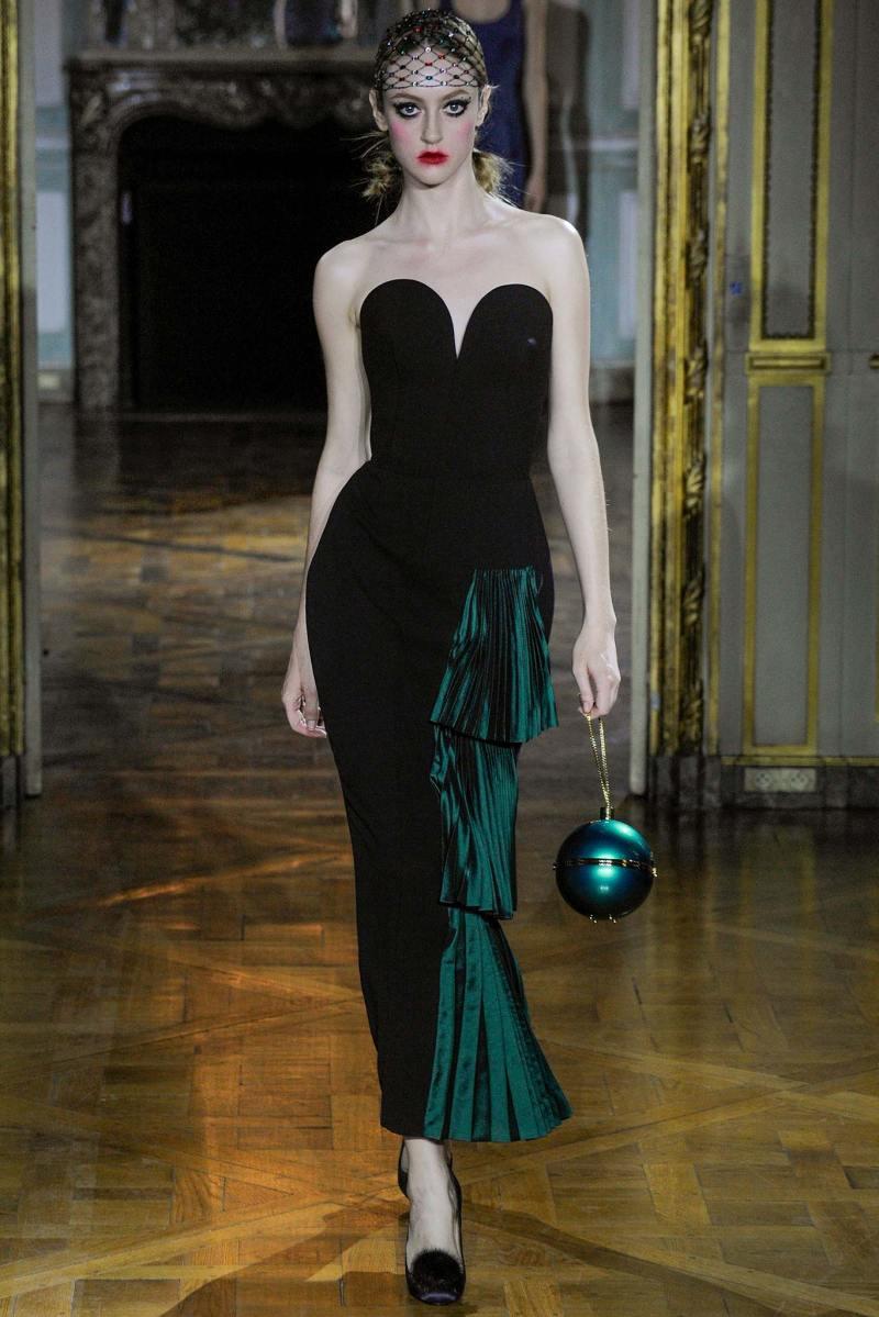 Ulyana Sergeenko Haute Couture FW 2015 Parigi (6)