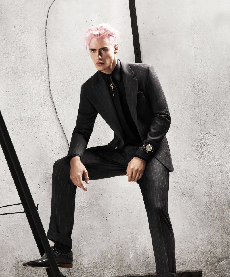 Versace Menswear FW 2015 Ad Campaign (6)