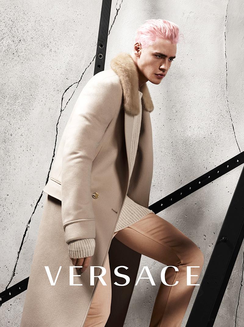 Versace Menswear FW 2015 Ad Campaign (7)