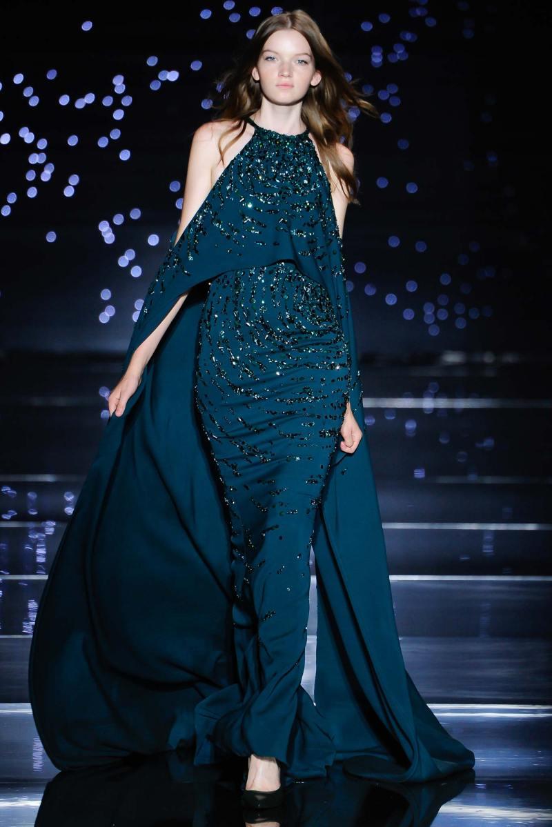 Zuhair Murad Haute Couture FW 2015 Paris (14)