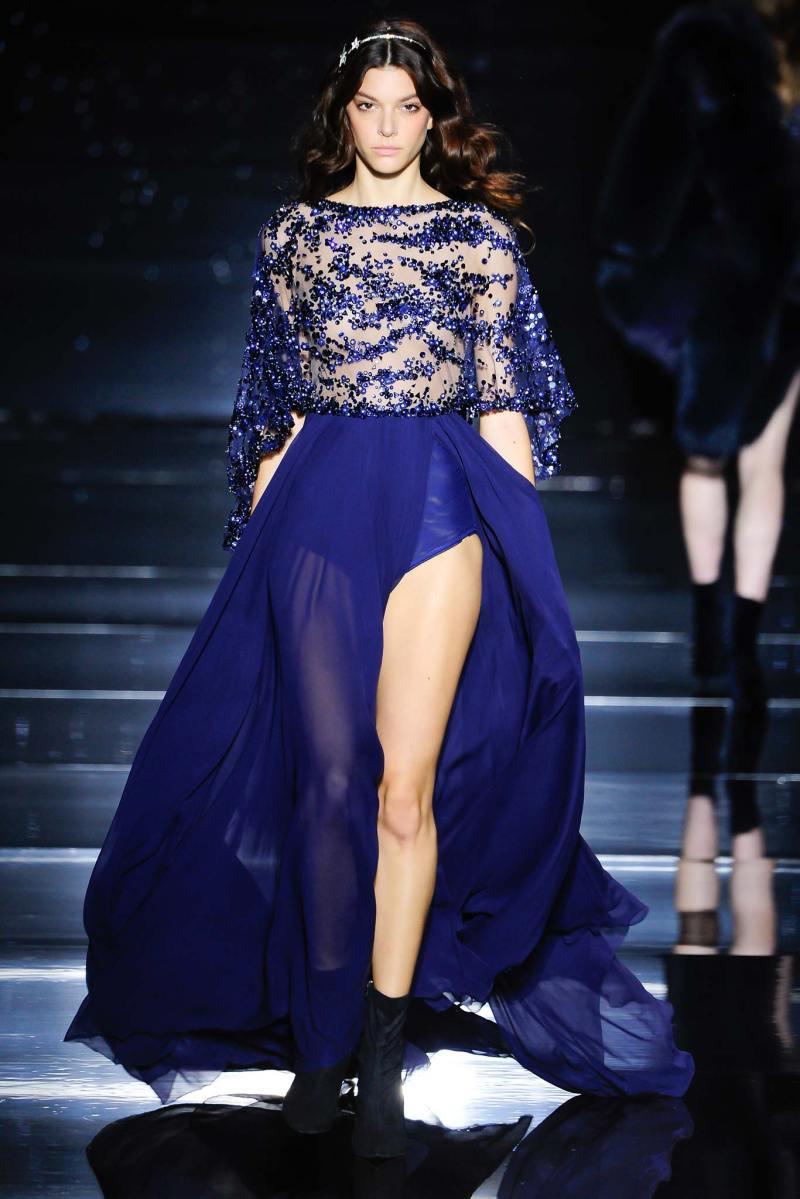 Zuhair Murad Haute Couture FW 2015 Paris (17)
