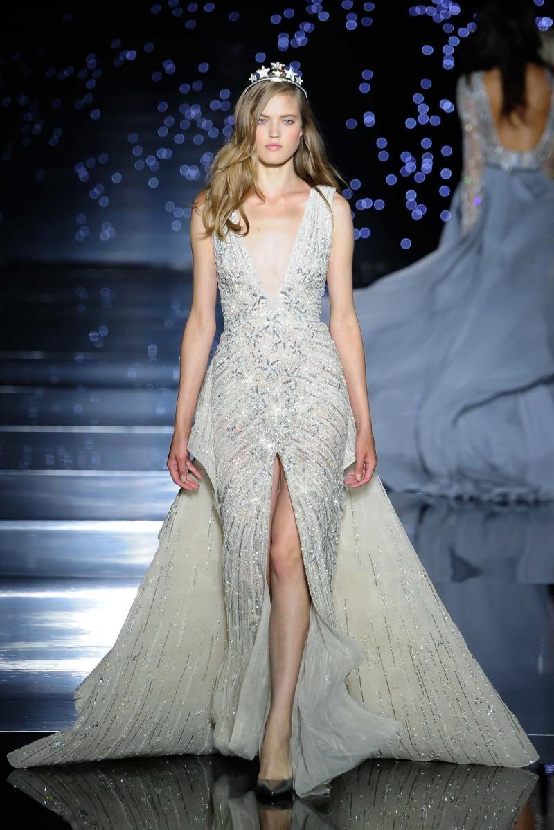 Zuhair Murad Haute Couture FW 2015 Paris (31)
