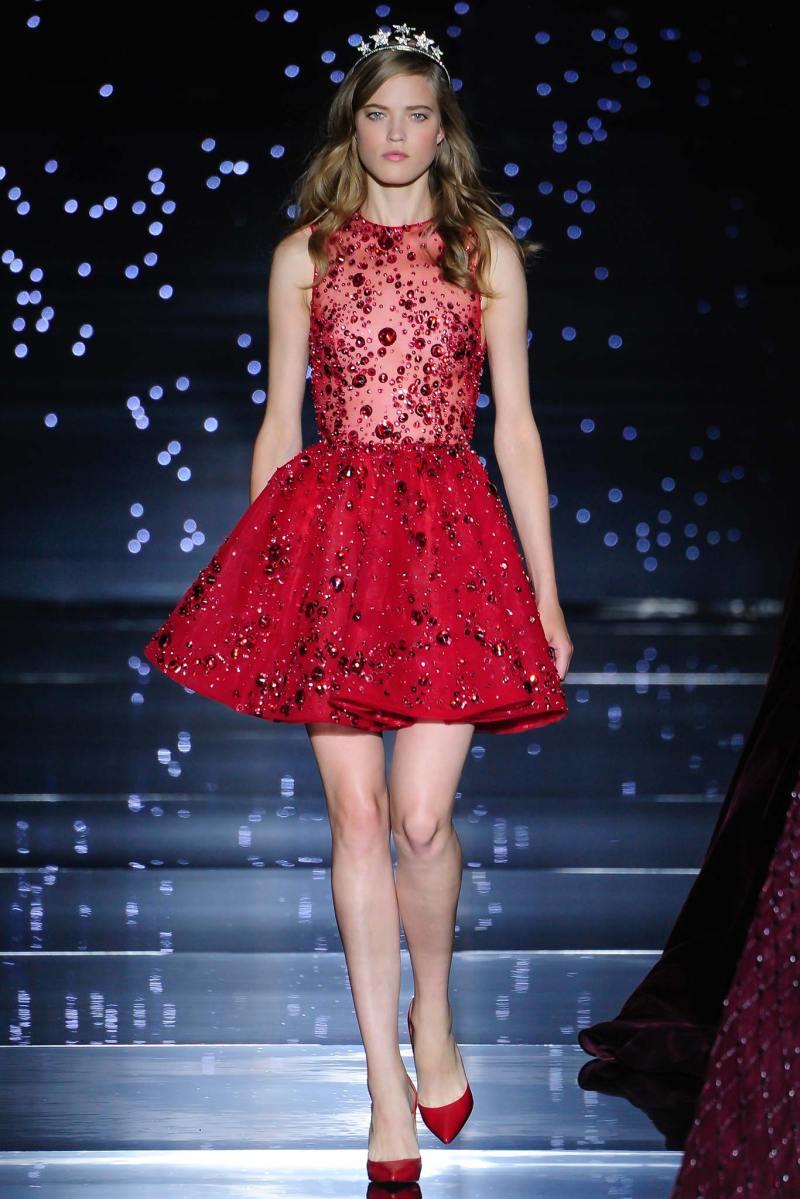 Zuhair Murad Haute Couture FW 2015 Paris (7)