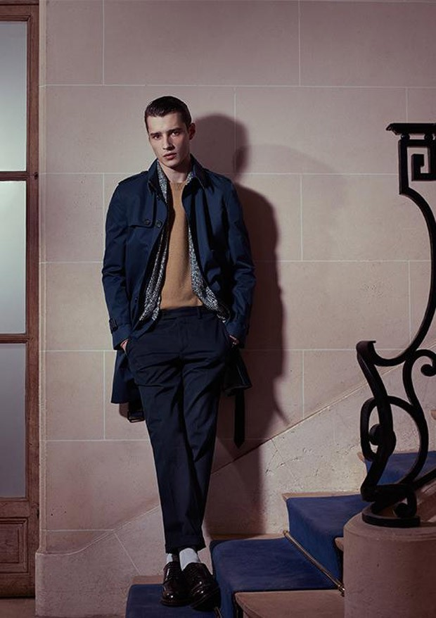 De Fursac F/W 2015 Lookbook