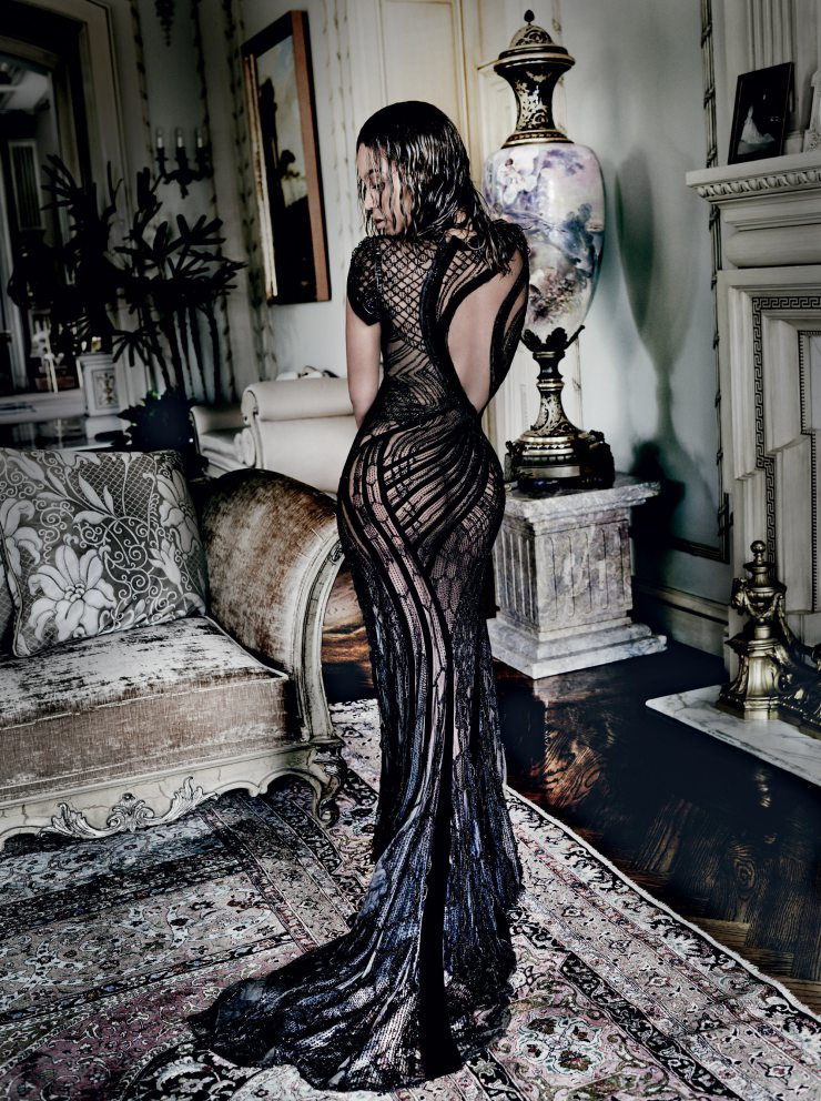 Beyoncé by Mario Testino (1)