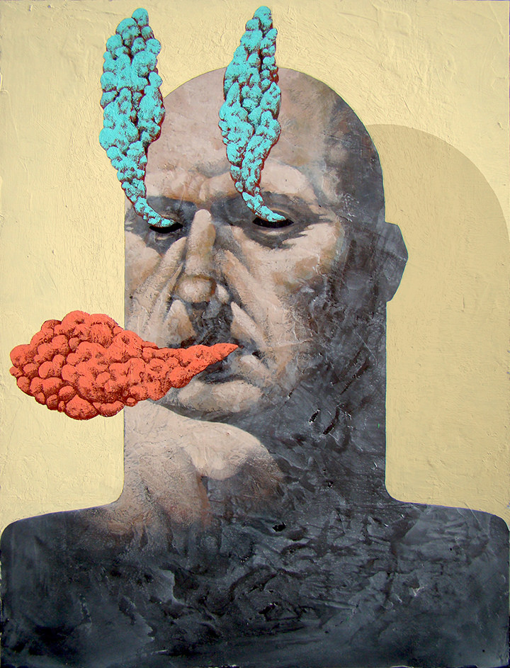 Paintings by artist Michael Reeder (1)