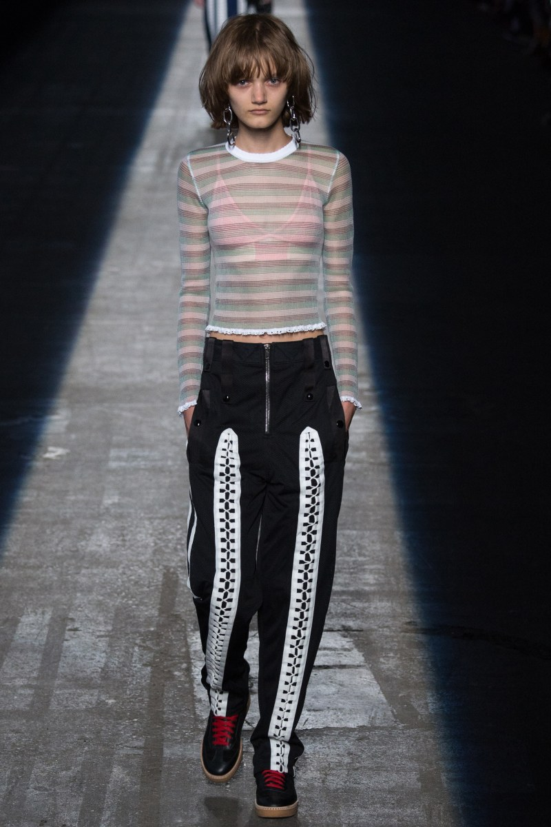 Alexander Wang Ready To Wear SS 2016 NYFW (29)