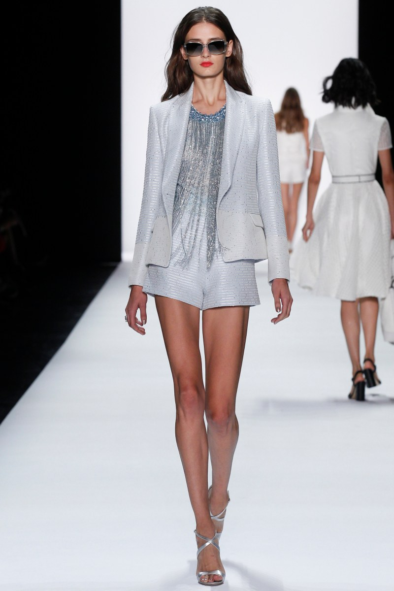 Badgley Mischka Ready To Wear SS 2016 NYFW (12)