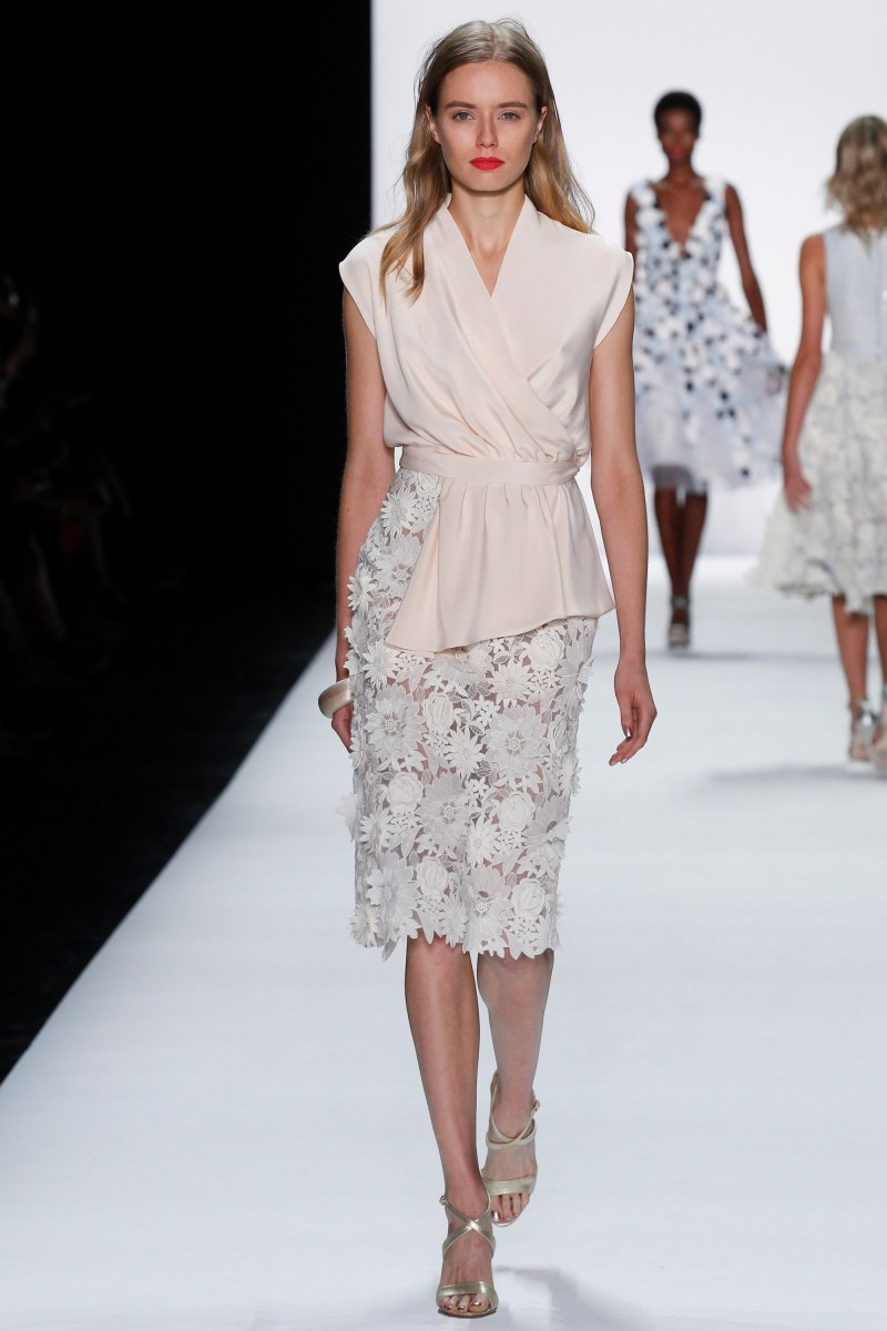 Badgley Mischka Ready To Wear SS 2016 NYFW (14)