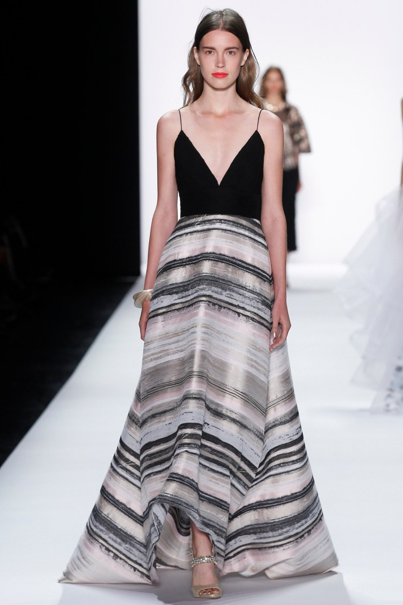 Badgley Mischka Ready To Wear SS 2016 NYFW (17)