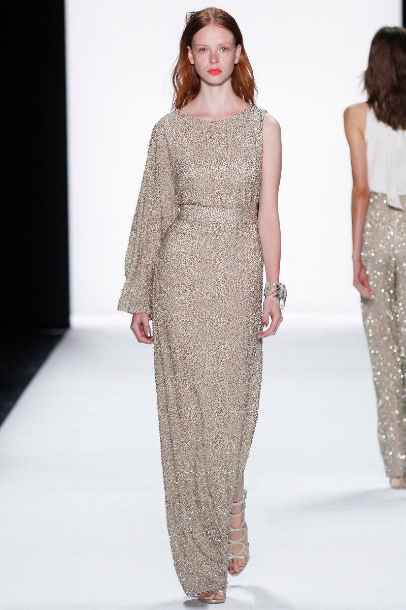 Badgley Mischka Ready To Wear SS 2016 NYFW (22)