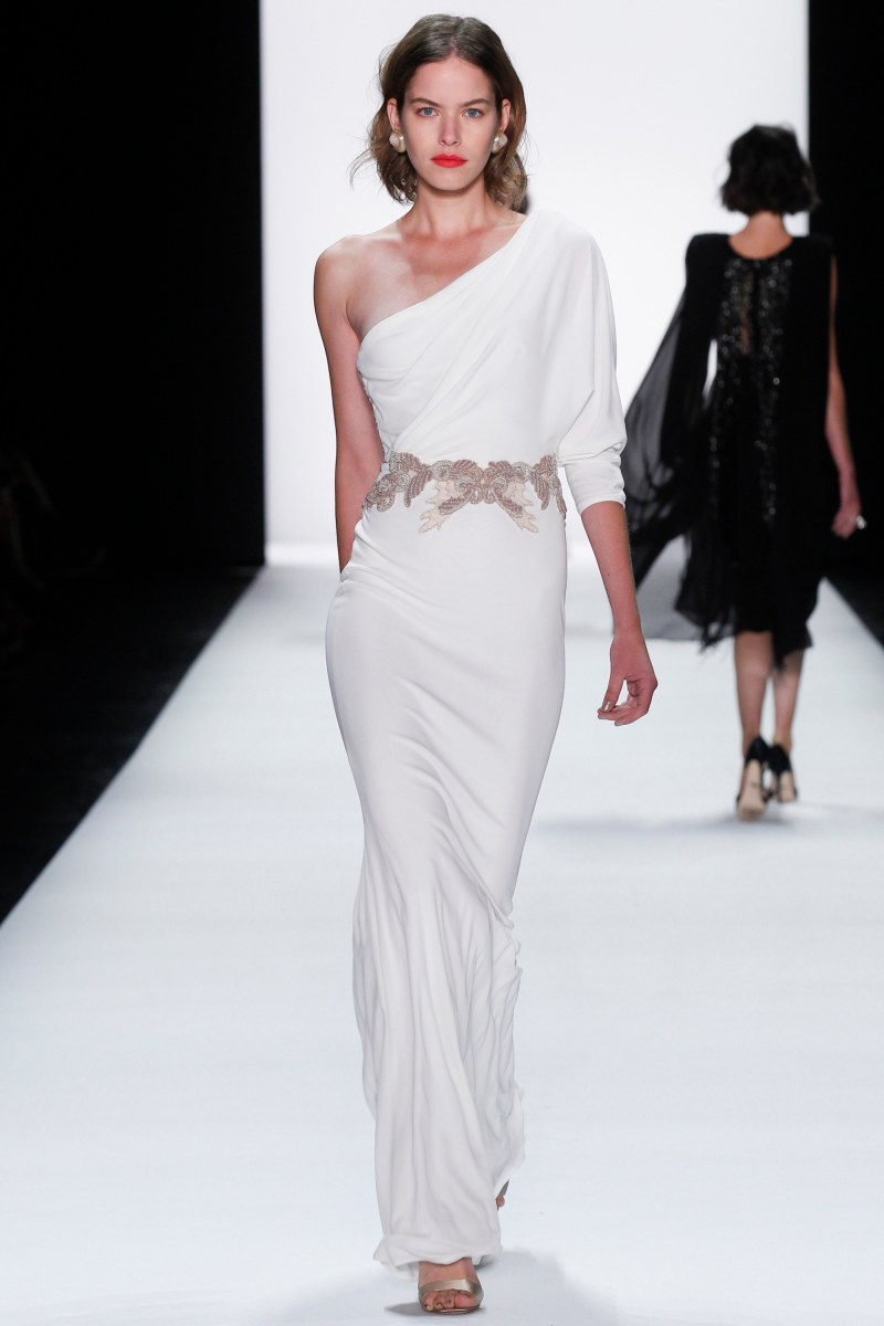 Badgley Mischka Ready To Wear SS 2016 NYFW (26)