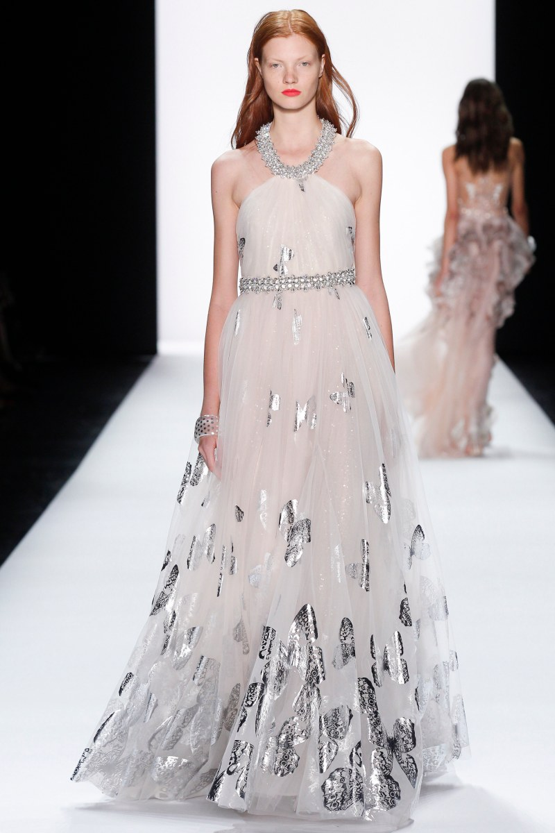 Badgley Mischka Ready To Wear SS 2016 NYFW (31)