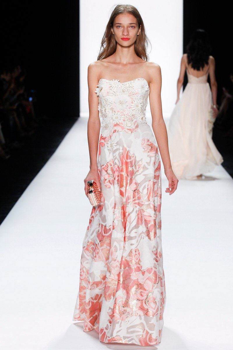 Badgley Mischka Ready To Wear SS 2016 NYFW (33)