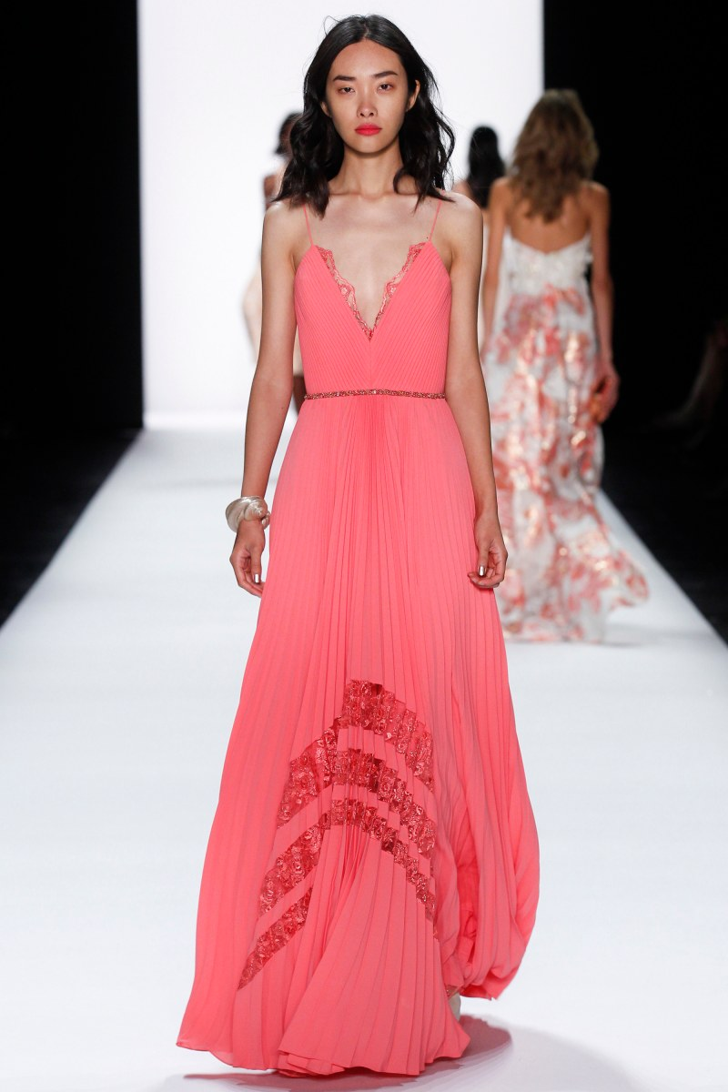 Badgley Mischka Ready To Wear SS 2016 NYFW (34)