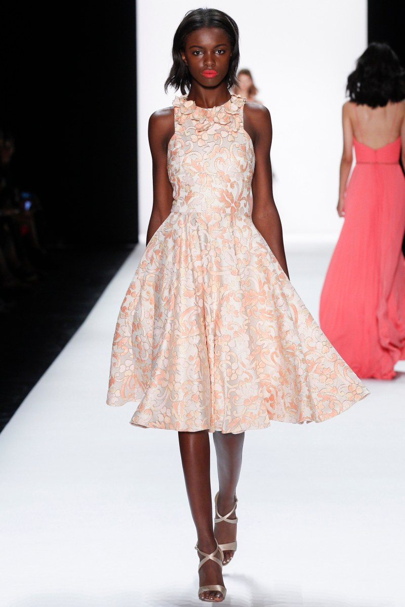 Badgley Mischka Ready To Wear SS 2016 NYFW (35)