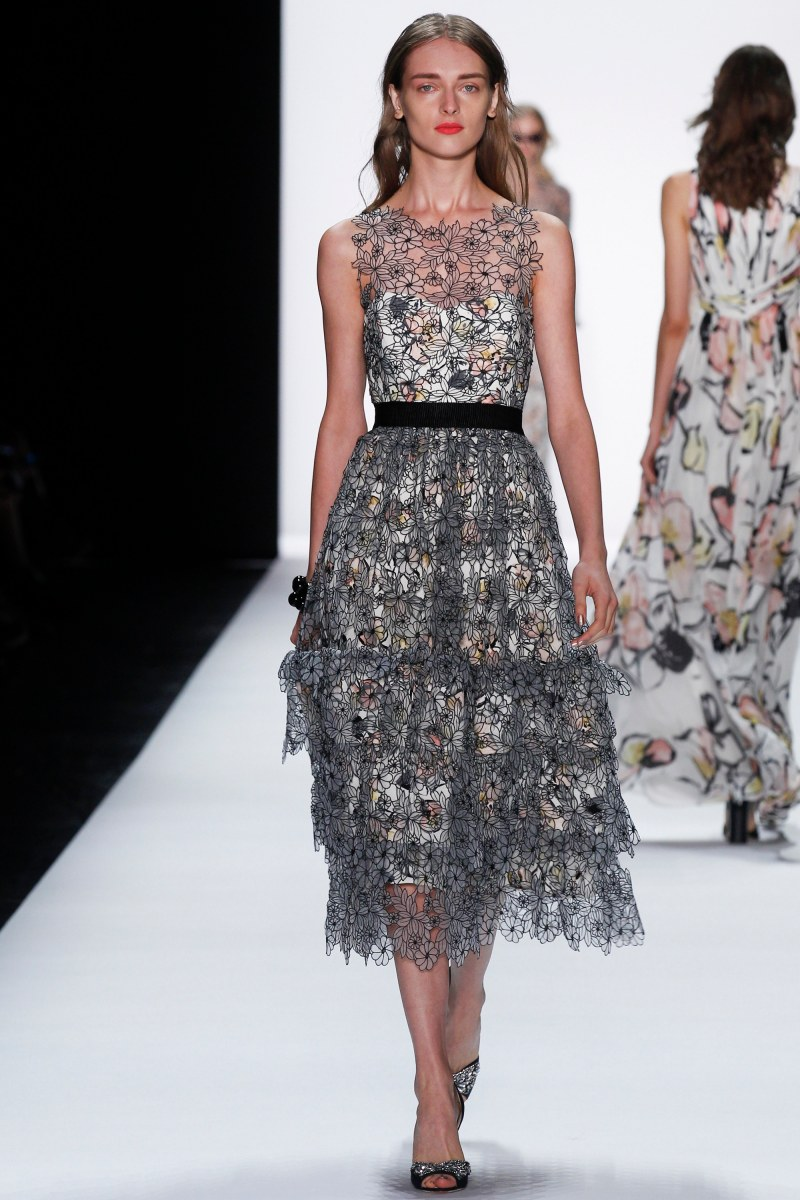 Badgley Mischka Ready To Wear SS 2016 NYFW (4)