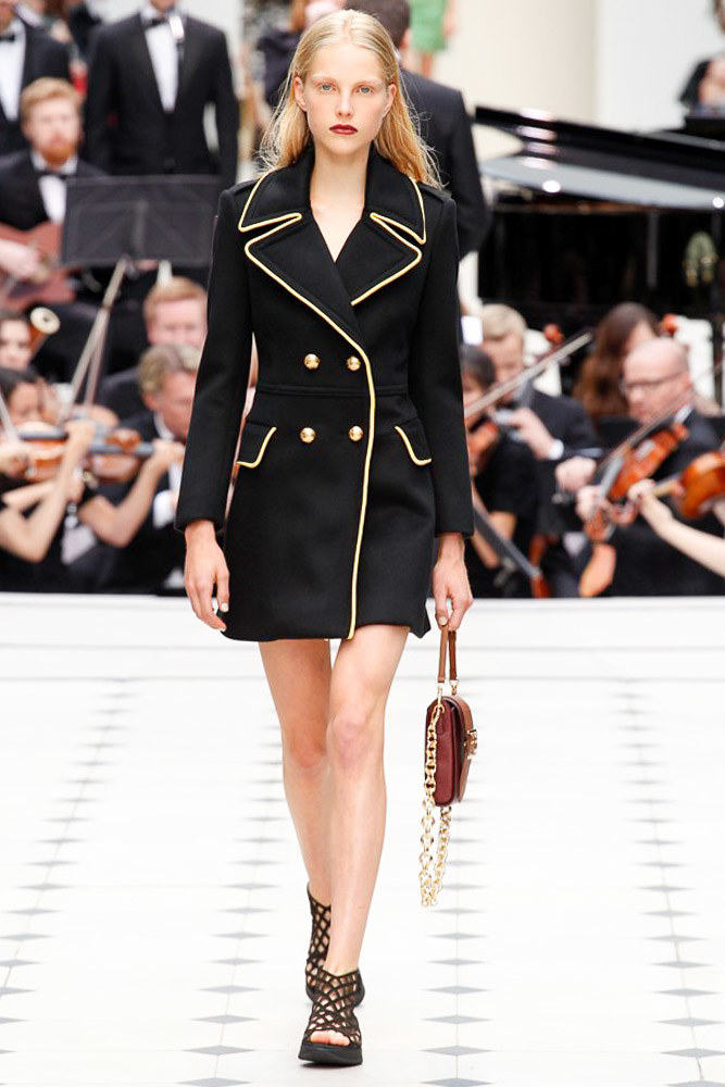 Burberry Prorsum Ready To Wear SS 2016 LFW (21)