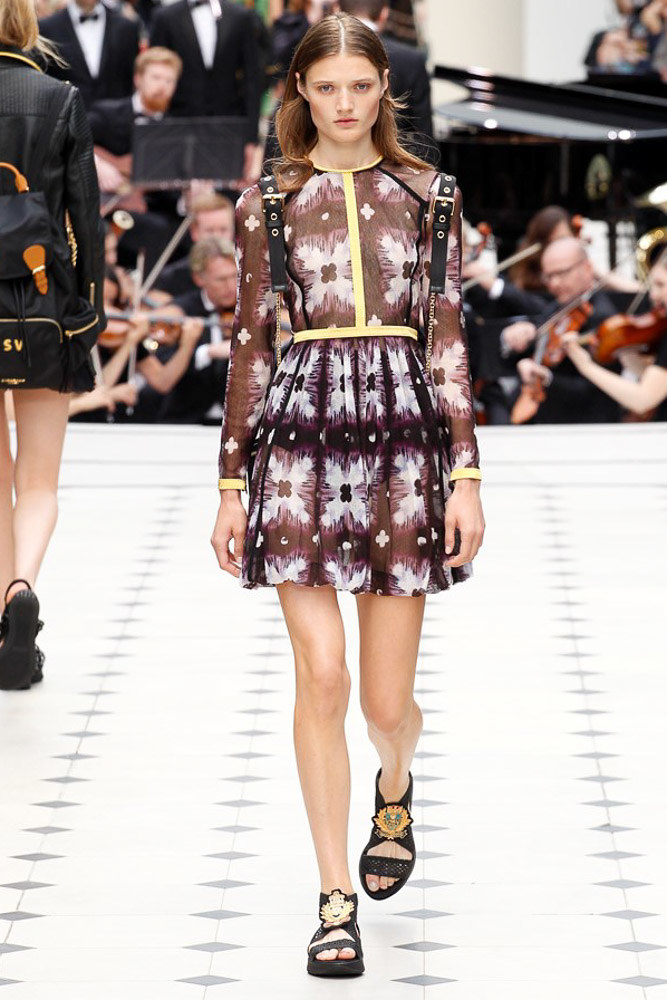 Burberry Prorsum Ready To Wear SS 2016 LFW (25)
