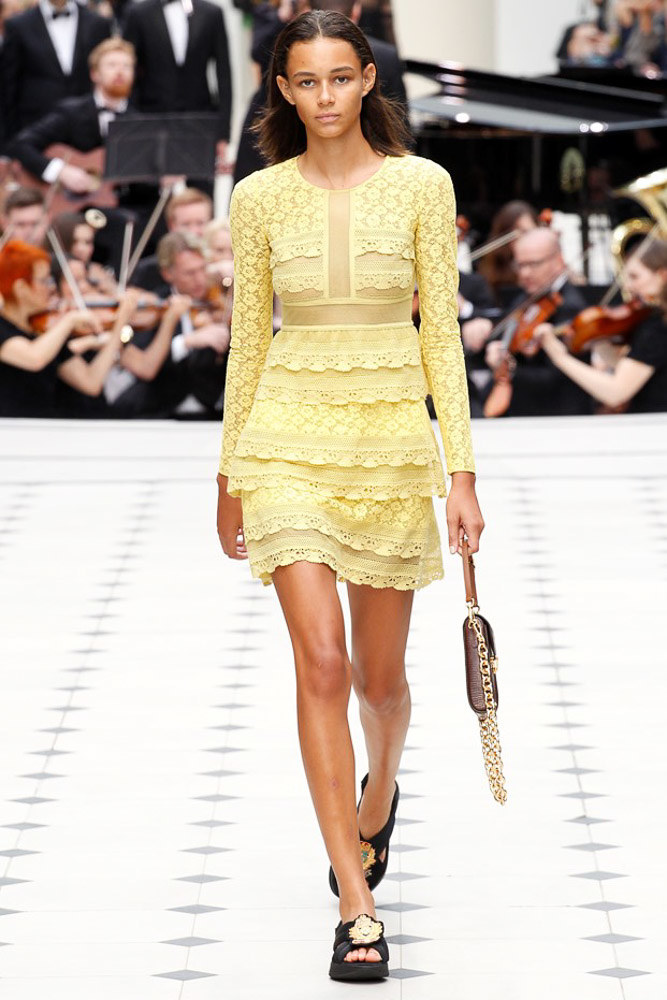 Burberry Prorsum Ready To Wear SS 2016 LFW (26)
