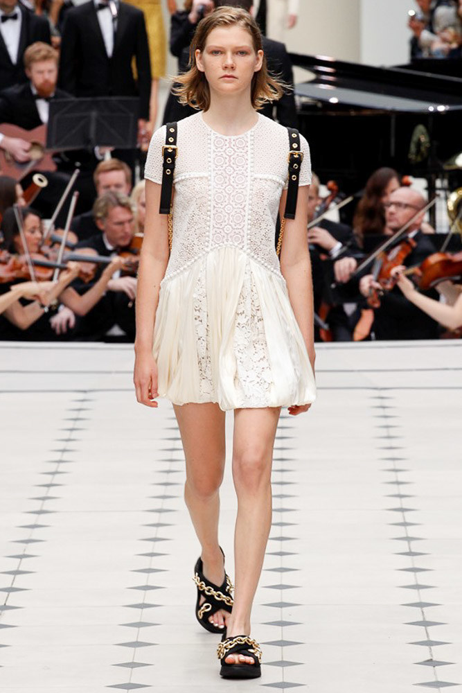 Burberry Prorsum Ready To Wear SS 2016 LFW (38)