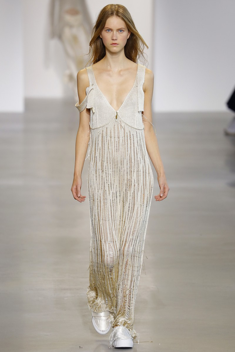 Calvin Klein Collection Ready To Wear SS 2016 NYFW (30)
