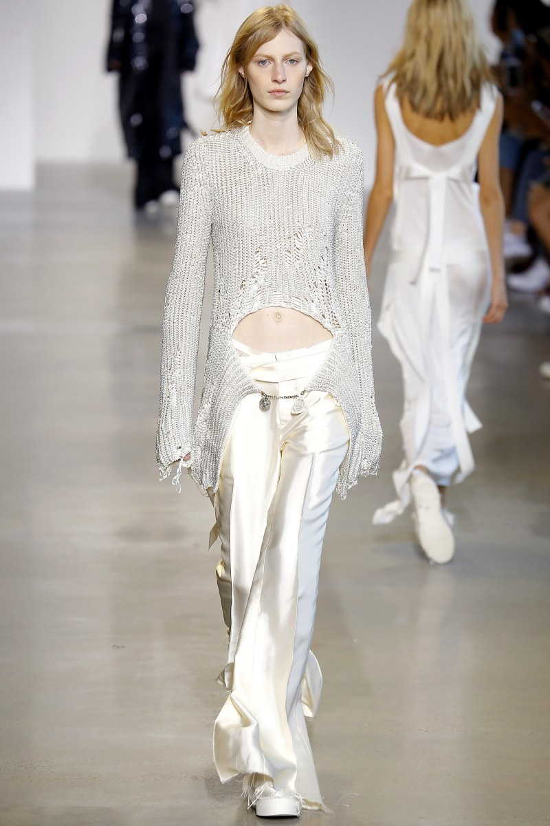 Calvin Klein Collection Ready To Wear SS 2016 NYFW (31)