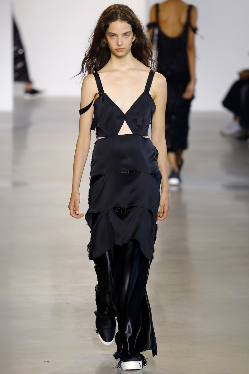 Calvin Klein Collection Ready To Wear SS 2016 NYFW (34)