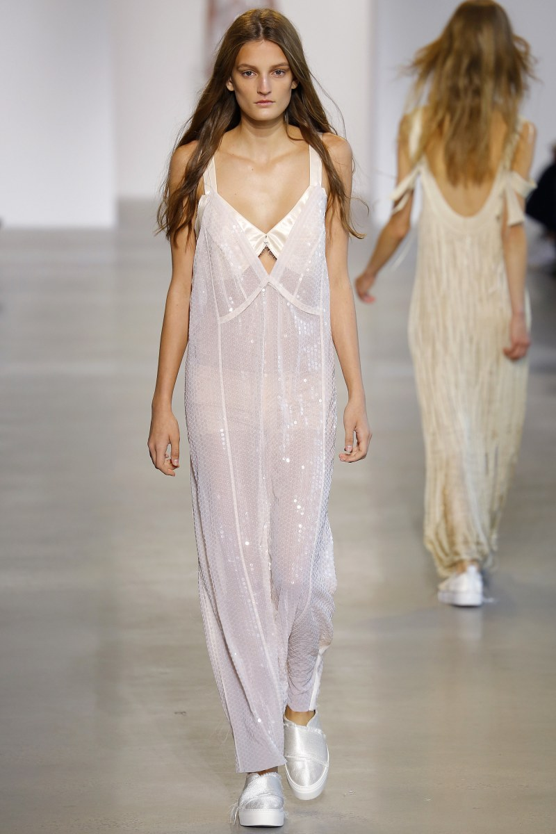 Calvin Klein Collection Ready To Wear SS 2016 NYFW (36)