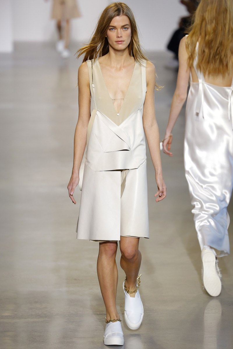 Calvin Klein Collection Ready To Wear SS 2016 NYFW (7)