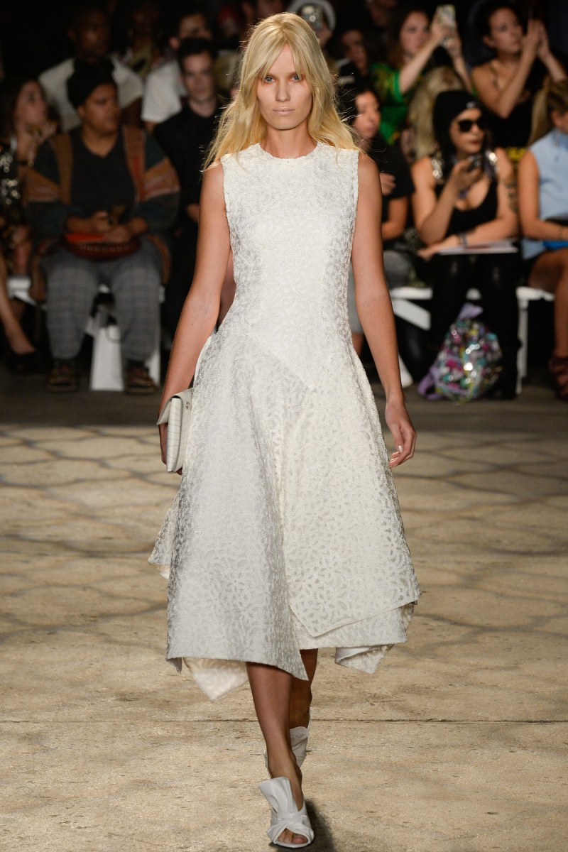 Christian Siriano Ready To Wear SS 2016 NYFW (12)