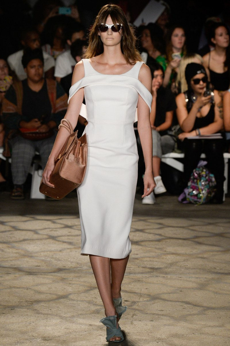 Christian Siriano Ready To Wear SS 2016 NYFW (14)