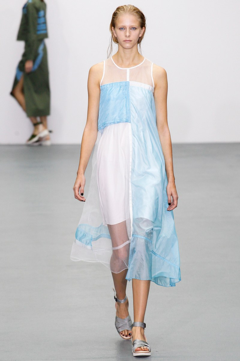 Christopher Raeburn Ready To Wear SS 2016 LFW (22)