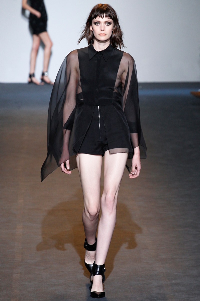 Costume National Ready To Wear SS 2016 MFW (29)
